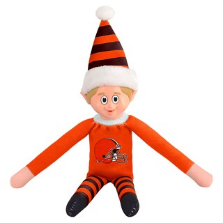 Forever Collectibles Cleveland Browns NFL 14-inch Team Elf