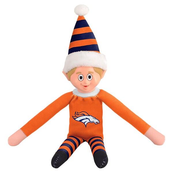 Forever Collectibles Denver Broncos NFL 14-inch Team Elf
