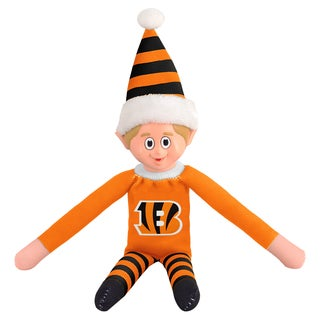 Forever Collectibles Cincinnati Bengals NFL 14-inch Team Elf