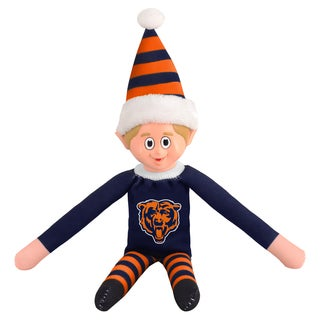 Forever Collectibles Chicago Bears NFL 14-inch Team Elf