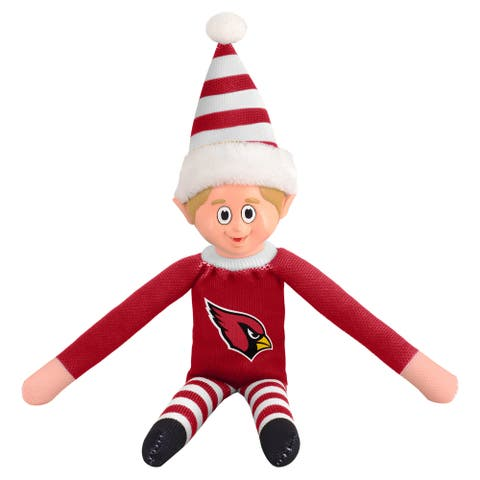 Forever Collectibles Arizona Cardinals NFL 14-inch Team Elf