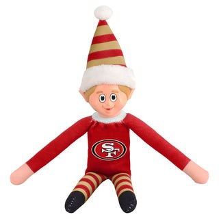 Forever Collectibles San Francisco 49ers NFL 14-inch Team Elf