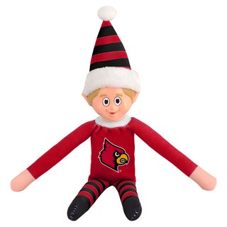 Forever Collectibles Louisville Cardinals NCAA 14-inch Team Elf