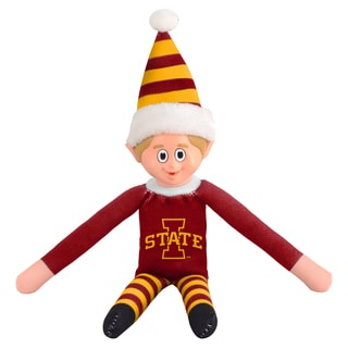 Forever Collectibles Iowa State Cyclones NCAA 14-inch Team Elf