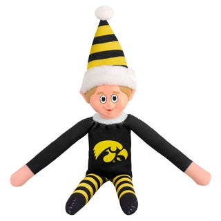 Forever Collectibles Iowa Hawkeyes NCAA 14-inch Team Elf