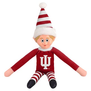 Forever Collectibles Indiana Hoosiers NCAA 14-inch Team Elf