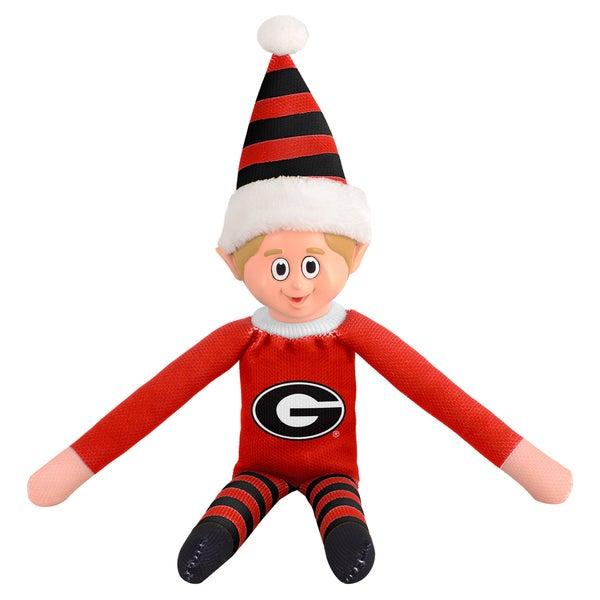 Forever Collectibles Georgia Bulldogs NCAA 14-inch Team Elf