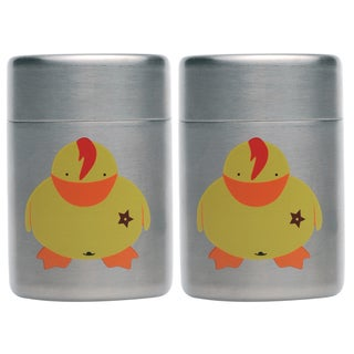 Children's Line Sheriff Duck Salt & Pepper