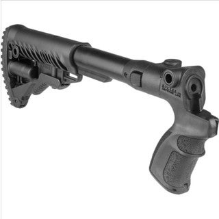 AR15/ M4 Folding Collapsible Buttstock for Mossberg 500/ 599