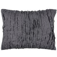 Kalyana Graphite Cotton 2-piece Sham Set by Arden Loft