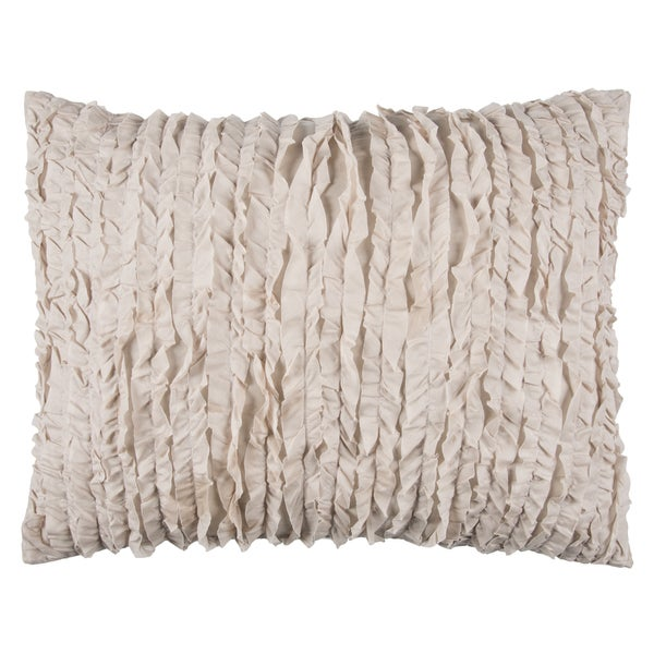 Kalyana Cappuccino Collection 2-piece Sham Set By Arden Loft