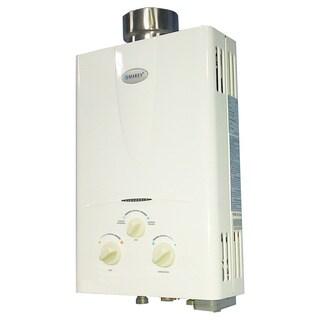 Marey Power Gas 10L Liquid Propane Tankless Water Heater