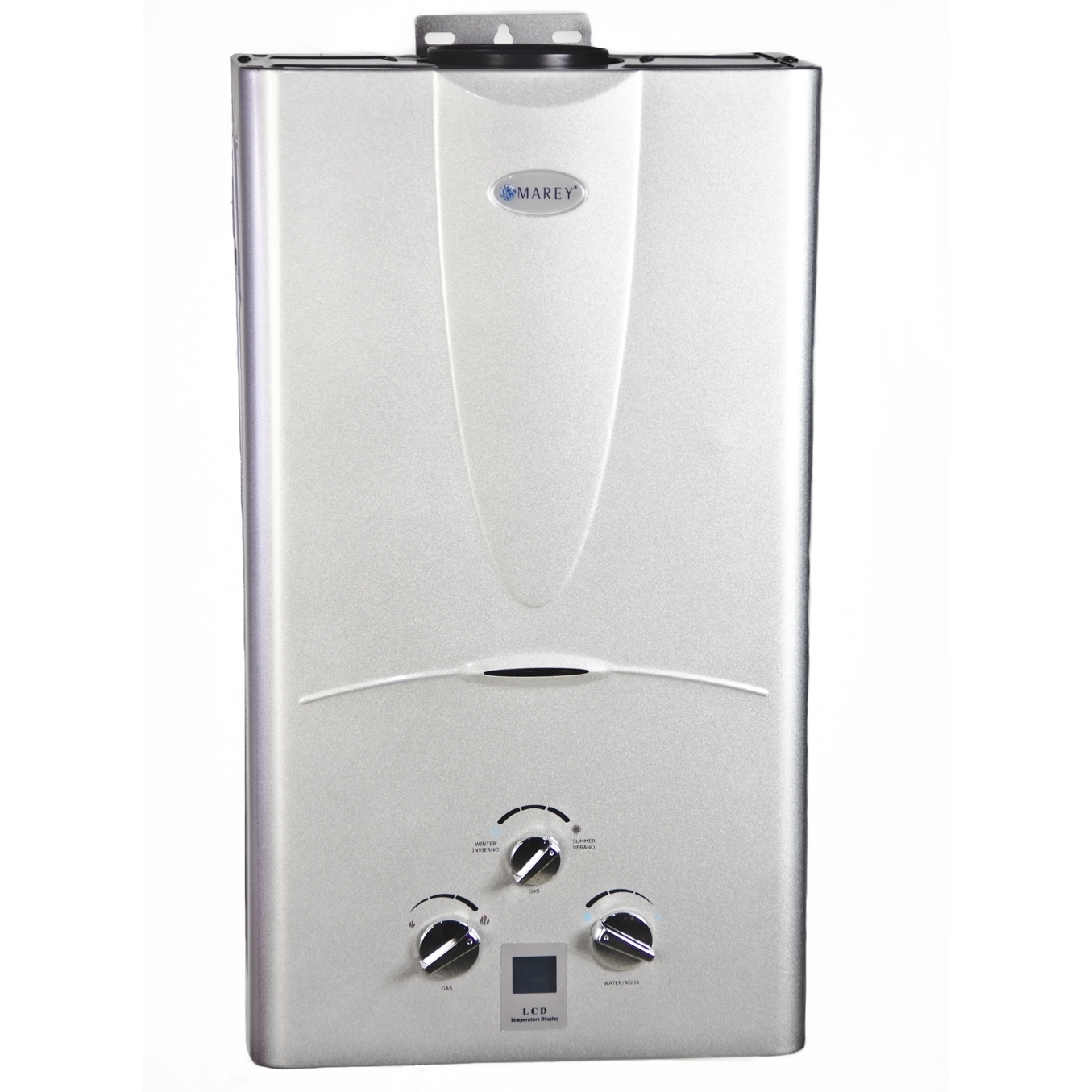 Marey Power Gas 10L Liquid Propane Tankless Water Heater ...