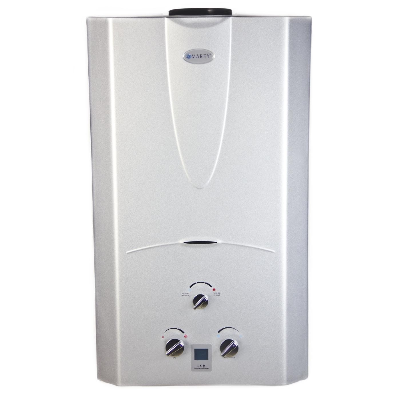 Marey Power Gas 16L Liquid Propane Tankless Water Heater ...