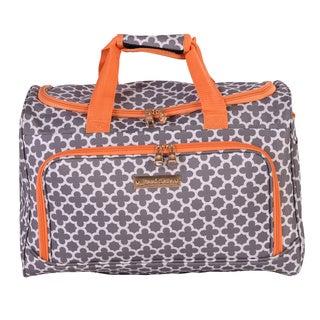 Jenni Chan Aria Broadway 17-inch Carry On Duffel Bag