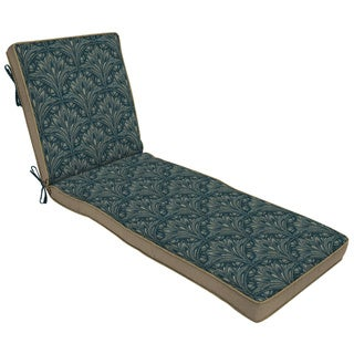 Bombay Outdoors Royal Zanzibar Reversible Chaise Cushion