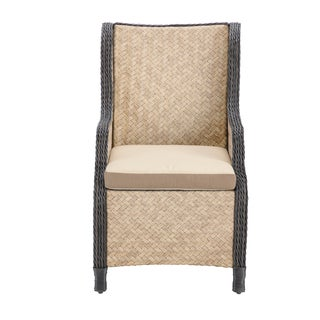 Bombay Outdoors Hanalei Bay Brown Wing Chair