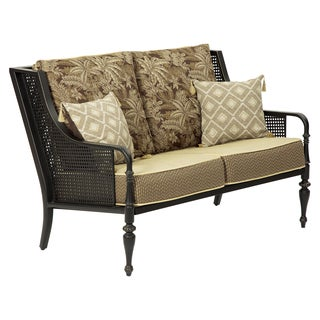 Bombay® Outdoors Sherborne Palmetto Love Seat
