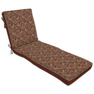 Bombay Outdoors Venice Reversible Chaise Cushion