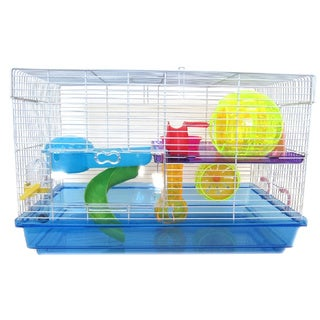 YML Deluxe Two Level Hamster Cage
