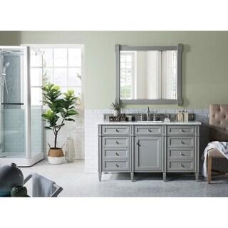 "Brittany 60"" Single Cabinet, Urban Gray"