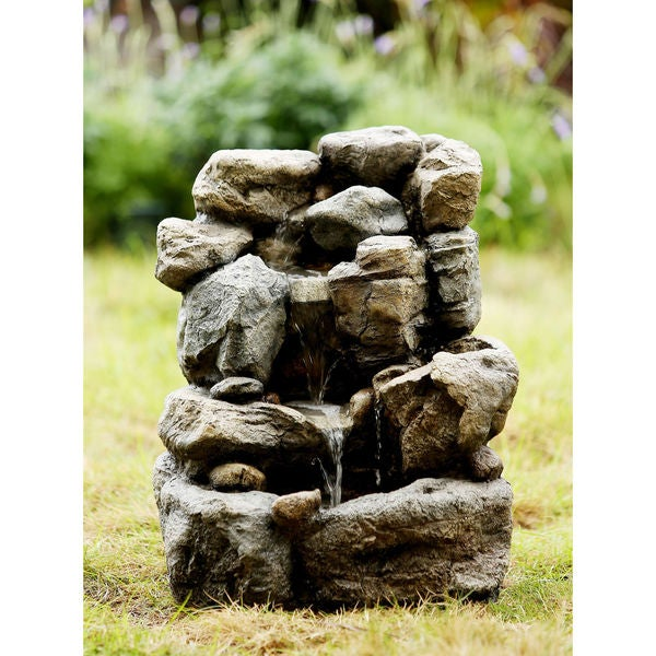 Rock Water Fountains: Shop Small Rock Water Fountain