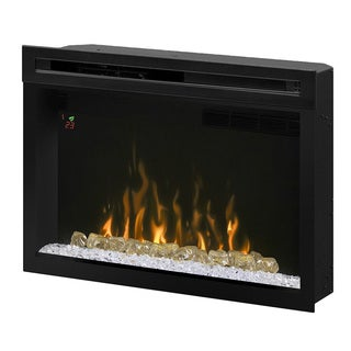 "Dimplex North America 33"" Multi-Fire XD Electric FireBox Glass Media"