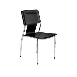 Terry Black Side Chairs (Set of 4)