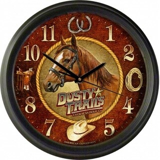 American Expedition Vintage Clock