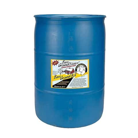 55-gallon of Bare Ground Bolt Calcium Chloride Liquid Cacl2
