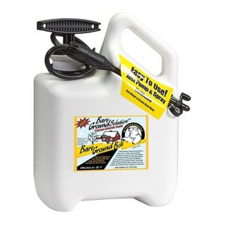 Deluxe System with Pump Sprayer and 1 Gallon Calcium Chloride Liquid