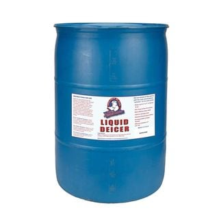 30-gallon Drum of Bare Ground Deicer