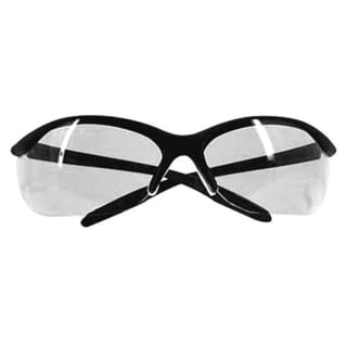 Howard Leight Vapor II Black Frame/Clear Lens/Anti-Fog