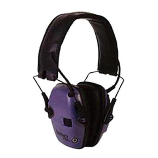 Howard Leight Impact Sport Purple Electronic earmuff