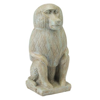 Bombay Outdoors Nubian Baboon Statuary