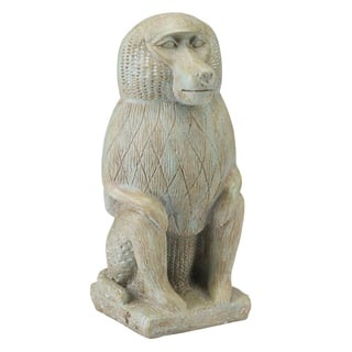 Bombay Outdoors Nubian Baboon Statuary|https://ak1.ostkcdn.com/images/products/10765015/P17816963.jpg?impolicy=medium
