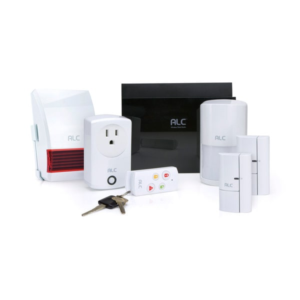 Shop Alc Wireless Security System Protection Kit Ahs616