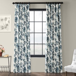 Floral Curtains & Drapes - Shop The Best Deals For Apr 2017
