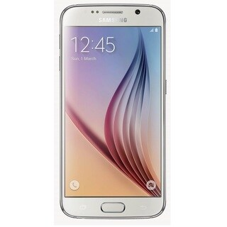 Samsung Galaxy S6 G920a 32GB Unlocked GSM 4G LTE Octa-Core Cell Phone