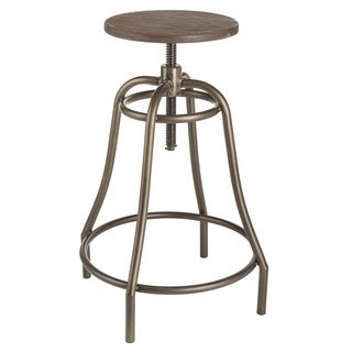 Sunpan 'Urban Unity' Collette Adjustable Bar Stool
