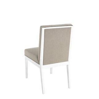 Zenn Sunpan Sofia Linen Fabric Dining Chair
