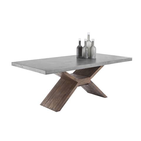 Sunpan 'MIXT' Vixen Dining Table