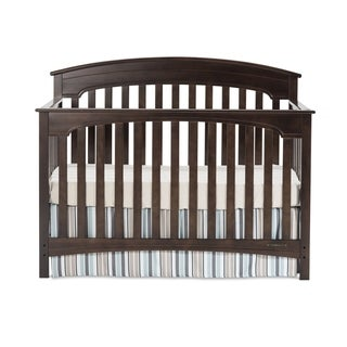 Child Craft Stanford Slate 4-in-1 Convertible Crib