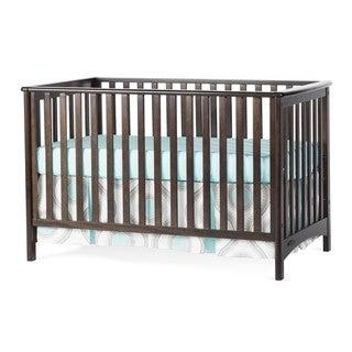 Child Craft London Slate Stationary 3-in-1 Crib