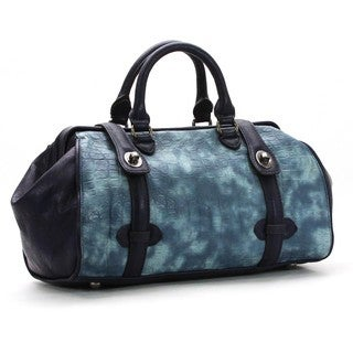 Chacal Taylor Jr. Emilly Croc Satchel