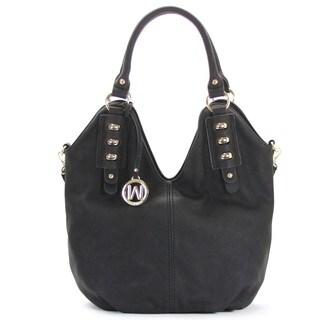 Willie Michi Marbre Hobo Handbag