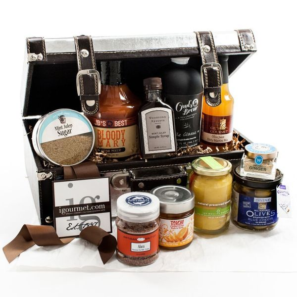 igourmet Mixologist Gift Case