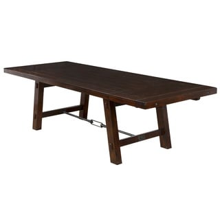 Sunny Designs Vineyard Extension Table with Turnbuckle