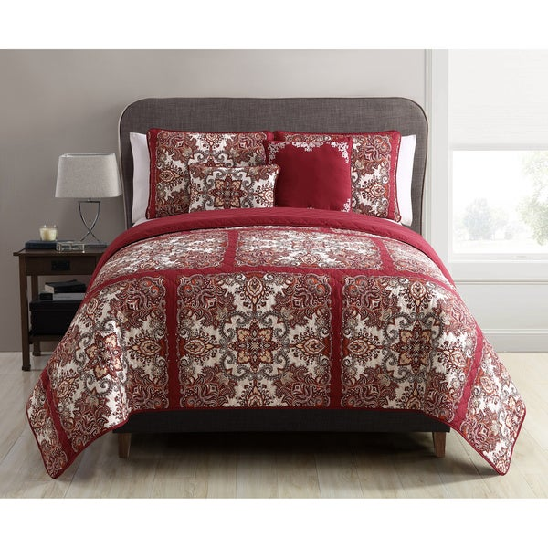 VCNY Istanbull 5-piece Quilt Set