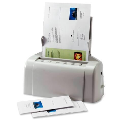 Sparco Tabletop Folding Machine - (1/Each)